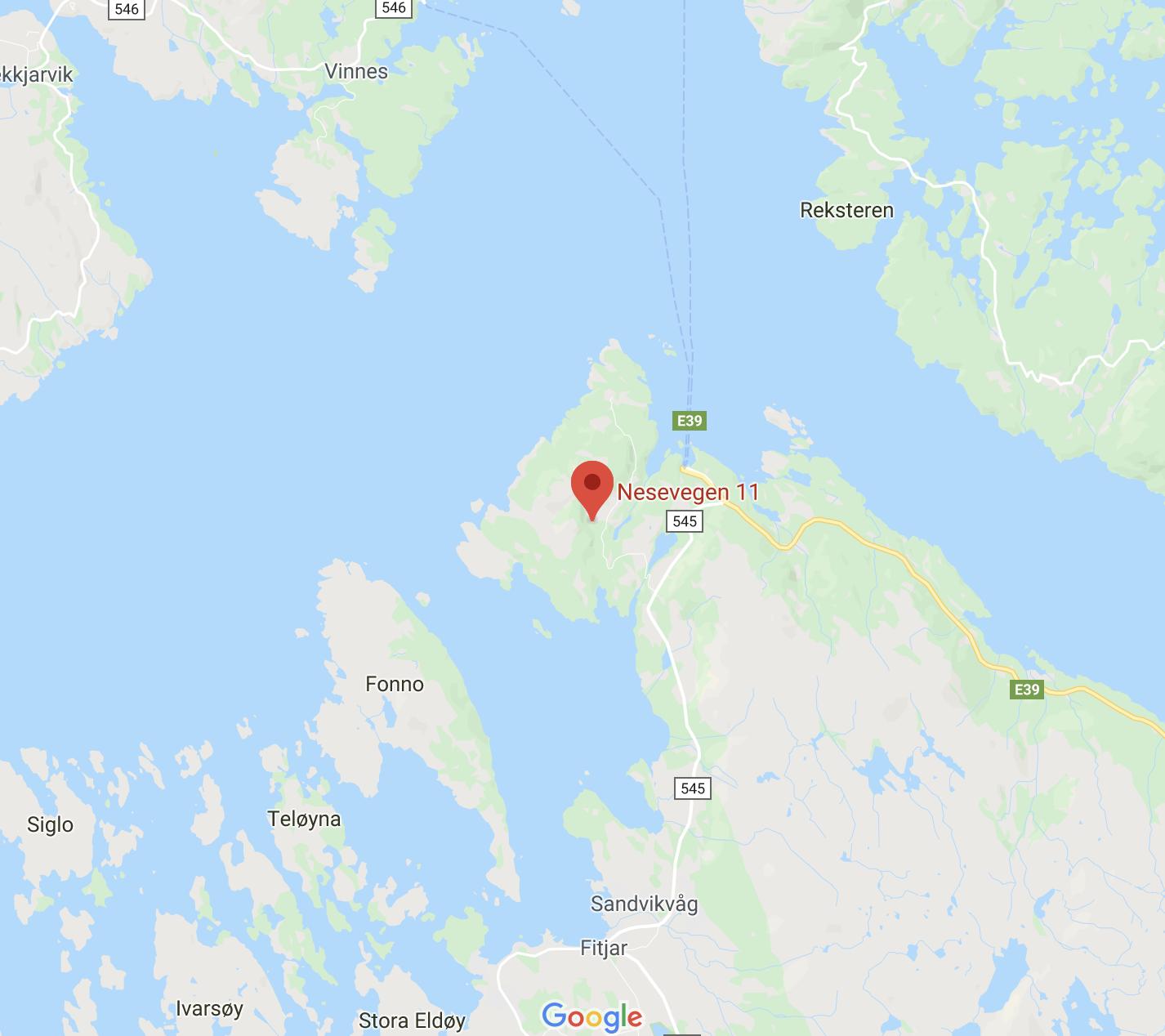 Tuftaland Andelslandbruk, Nesevegen 11, 5419 Fitjar